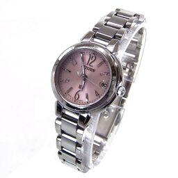 CITIZEN Citizen H058-T016545TA XC Solar Radio Wrist Watch Stainless Steel Ladies [105]