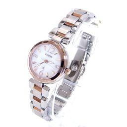 CITIZEN シチズン XCB38-9036 クロスシー/XC 腕時計 45.0g ステンレススチール レディース
