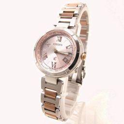 CITIZEN Citizen Eco drive radio wave EC1114-51W watch 34.9g Super titanium / sapphire glass Ladies [001]