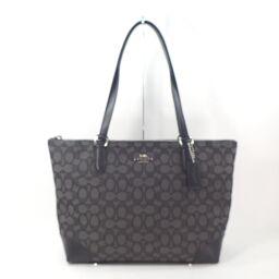 COACH Coach F29958 Tote Bag Canvas Ladies [109]