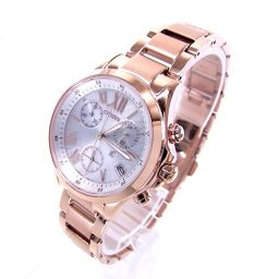 CITIZEN Citizen FB1403-53A Cross Sea Eco-Drive Watch 82.8g Stainless Steel Ladies [004]
