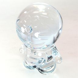 Baccarat バカラ ドラえもん オブジェ 607.5g クリスタルガラス ユニセックス【005】