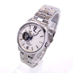 ORIENT Orient orient star semi skeleton watch 147.9g stainless steel men [003]
