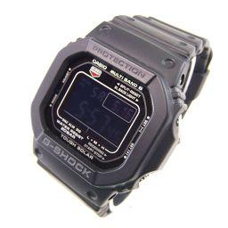 CASIO カシオ GW-M5610-1BJF G-SHOCK ソーラー電波 腕時計 樹脂系 メンズ【005】