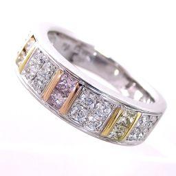 SELECT JEWELRY  リング・指輪 6.4g K18WG/K18 ダイヤ0.70ct 10号 レディース【004】