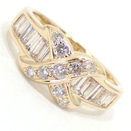 SELECT JEWELRY  リング・指輪 4.2g K18 ダイヤモンド1.15ct 13号 レディース【004】