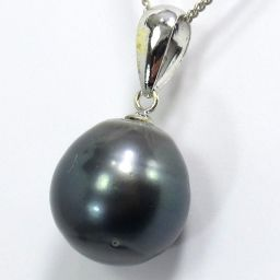 SELECT JEWELRY pearl pendant 3.8g K18 pearl Ladies [004]