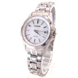 CITIZEN Citizen Eco drive radio wave EC1000-51A watch 36.8 g titanium / sapphire glass Ladies [001]