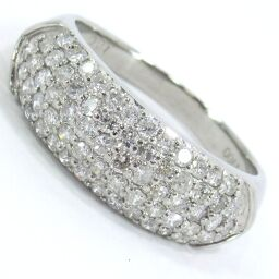 SELECT JEWELRY Ring / Ring 5.5g Pt900 Diamond 1.00ct No. 16 Ladies [105]