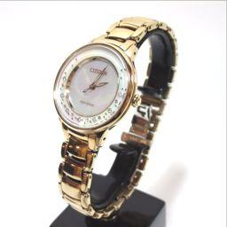 CITIZEN シチズン EM0382-86D 腕時計 61.4g ステンレススチール レディース