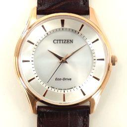 CITIZEN シチズン BJ6482-04A ソーラー 腕時計 37.1g ステンレス/レザー メンズ