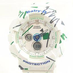 CASIO カシオ BA-120SC-7AJF Baby-G GEOMETRIC グラフィティ 腕時計 樹脂系 レディース