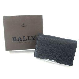 BALLY バリー MERYT/670 カードケース レザー メンズ
