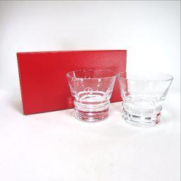 Baccarat バカラ BENZコラボ グラス クリスタル ユニセックス