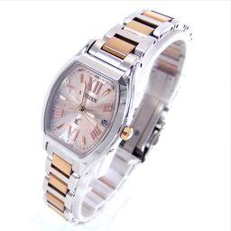 CITIZEN シチズン ES8154-55W クロスシー/XC 腕時計 32.9g/スーパーチタニウム レディース