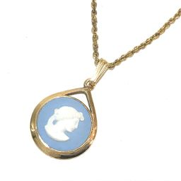 WEDGWOOD Wedgewood Necklace Classic Head Vintage Collection Pendant Gold Women
