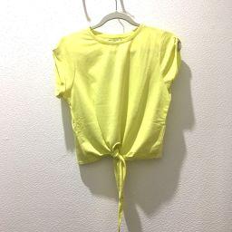 ZARA Zara Ladies Tops Tops Others Yellow Ladies [pre-owned]