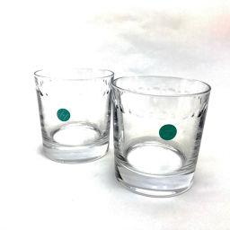 TIFFANY&Co. ティファニー   ペア 食器 コップ ロック スウィング スイング グラス ガラス/ レディース