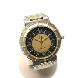 OMEGA オメガ   シーマスター ダイナミック  腕時計 SS×GP/ シルバー