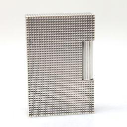 Dupont デュポン  ガスライター ギャッツビー ライター メタル/ シルバー【中古】