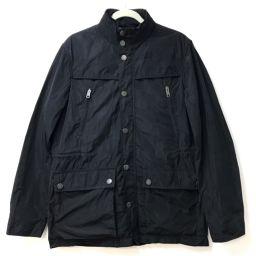 BURBERRY バーバリー   メンズジャケット フード付き アウター ブルゾンジャケット ブラック メンズ