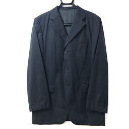 BURBERRY BLACK LABEL バーバリーブラックレーベル   ジャケット アパレル スーツ / ブラック メンズ
