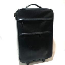 BALLY バリー   メンズ レディース 旅行用 キャリーケース キャリーバッグ レザー ブラック ユニセックス