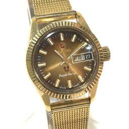 RADO ラドー   559.3006.2 メンズ腕時計 レディース腕時計 パープルホース デイデイト 腕時計 SS/GP ゴールド ボーイズ