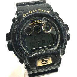 CASIO カシオ   DW-6900CR メンズ腕時計 Gショック ザ・レプタイルズ G-SHOCK 腕時計 SS/ラバー ブラック メンズ