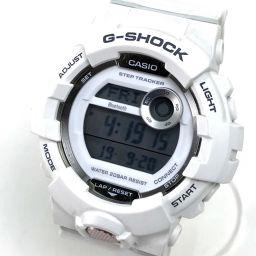 CASIO カシオ   GDB-800 メンズ腕時計 G-SHOCK ジースクワッド 腕時計 樹脂 ホワイト メンズ