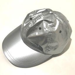 Supreme シュプリーム   SUPREME×THE NORTH FACE 18SS Metallic 6-Panel キャップ帽 メンズ レディース 帽子 ナイロン シルバー