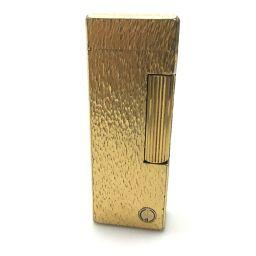 Dunhill ダンヒル  メンズ レディース ローラ ガスライター ライター 真鍮 ゴールド ユニセックス【中古】
