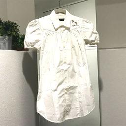 DSQUARED2 Dsquared Blouse Bee Motif Apparel Short Sleeve Shirt Women