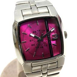 DIESEL ディーゼル  DZ-5231 レディース腕時計 ファション小物 腕時計 SS シルバー レディース【中古】