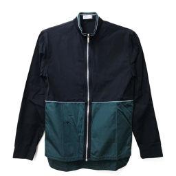 DIOR HOMME ディオール・オム   上着 ジャケット ジャンバー アウター ジップシャツ BEE刺繍 2018SS ブルゾンジャケット コットン//37 ブラック メンズ