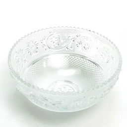 Baccarat Baccarat Plate Interior Bowl Tableware Arabesque Large Bowl ARABESQUE Other Crystal Glass Clear Ladies