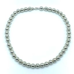 TIFFANY & Co. Tiffany accessories fashion accessories ball necklace hardware necklace SV925 silver ladies