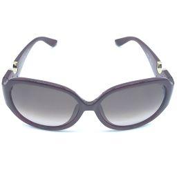 Salvatore Ferragamo サルヴァトーレフェラガモ   SF682SA 小物 アイウェア 色眼鏡 ガンチーニ ロゴ サングラス/セルフレーム ボルドー系 レディース
