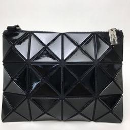 ISSEY MIYAKE イッセイミヤケ   ポシェット BAOBAO(バオバオ) ショルダーバッグ PVC ブラック レディース