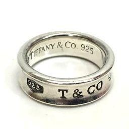 TIFFANY&Co. ティファニー   1837 ナロー 1837 リング・指輪 SV925 13号 シルバー レディース
