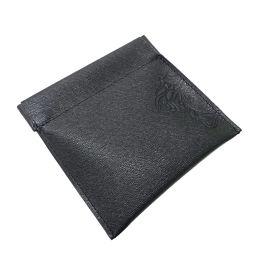 VERSACE ヴェルサーチ   小銭入れ 財布 メデューサ コインケース レザー/ ブラック レディース