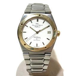 IWC インターナショナルウォッチカンパニー   3506 メンズ腕時計 インジュニア SL デイト Cal.37531 腕時計 SS/YG/ イエローゴールド×シルバー メンズ