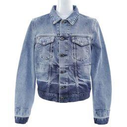 Diesel (G Jean) denim jacket damage / DE-WILD-NP / S / light blue / DIESEL next day delivery available / b 190406 ■ 285622