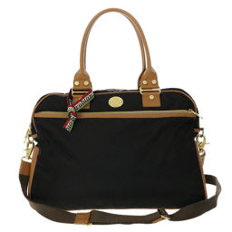 Orobianco Briefcase · Business bag 2WAY shoulder strap LIMONTA / Black / Orobianco next day delivery possible / b 190 525 ■ 292174