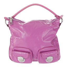 Marc Jacobs One Shoulder Bag 2 Pockets / Purple / MARC JACOBS next day delivery available / b190821 ■ 305138