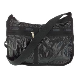 Super LeSportsac Shoulder Bag / Metallic Black / LeSportsac Next Day Delivery Available / b200311 ■ 328269