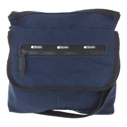 Super LeSportsac Shoulder Bag / Navy / Black / LeSportsac Next Day Shipping / b200303 ■ 328558