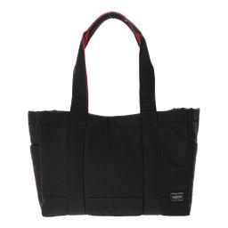 Porter Yoshida bag tote bag nylon / black / red / PORTER next day delivery possible / b 190 711 298 316