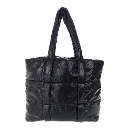 Moncler Fragment Design / Tote Bag 18AW Logo Down Nylon / Black / MONCLER Next Day Delivery Available / b200307 ■ 334099