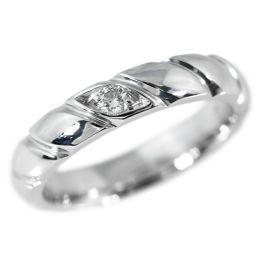 10972e8ad7ca ショーメ トルサード 1P・ダイヤモンド(エンゲージ・マリッジ)リング・指輪/Pt950-
